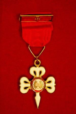 Comenda da Órdem do Mérito Cultural Ministério da Cultura do Brasil - 2004