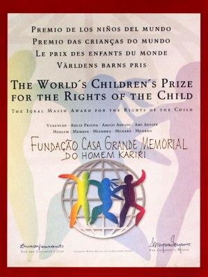 Prêmio Crianças do Mundo Children´s World