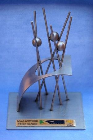 Prêmio UNICEF Criatividade Patativa do Assaré Projeto mais criativo e melhor projeto de educação -2002