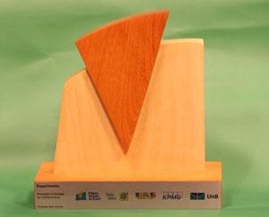 Prêmio Valores do Brasil - Educação e Geração de Conhecimento Banco do Brasil - 2008