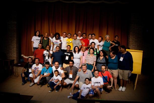 #OndaCidadã10 na #FundaçãoCasaGrande  Foto: Helio Filho