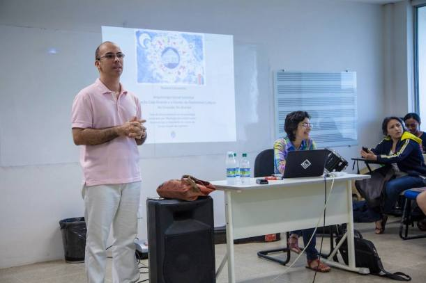 Prof Marcio Mattos e Rosiane Limaverde