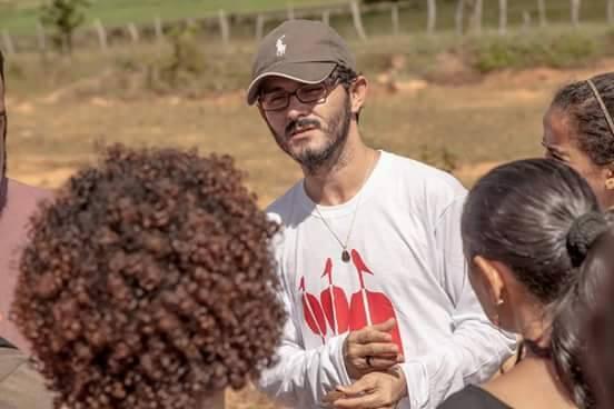 Foto do Professor Agnelo Queirós - Antropólogo e Arqueólogo
