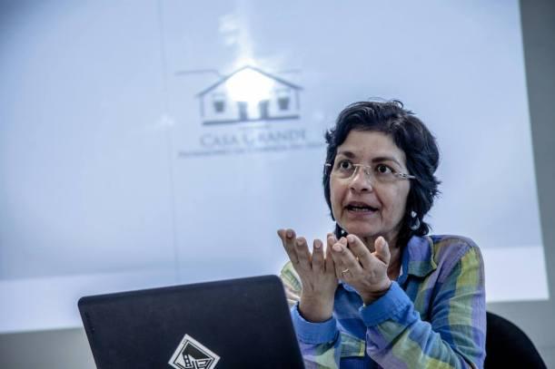 Profª Rosiane Limaverde