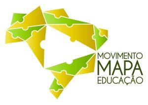 Mapa Educação